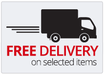 We offer free shipping on selected items